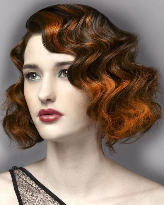 коричневые оттенки красок для волос