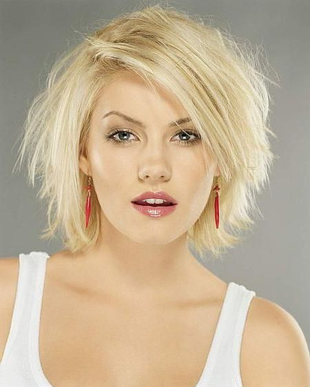 kratke frizure ženske ovalno lice