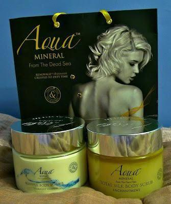 """Kozmetika """"aqua mineralne"""" za ljepotu i sjaj"""