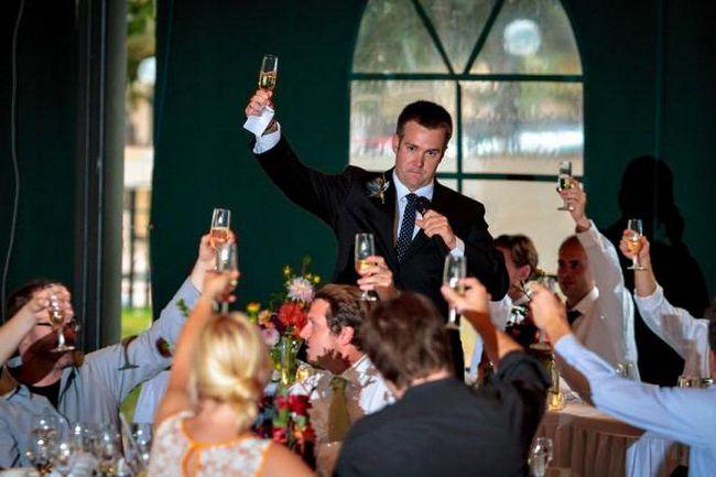 govor na vjenčanju sina svog oca