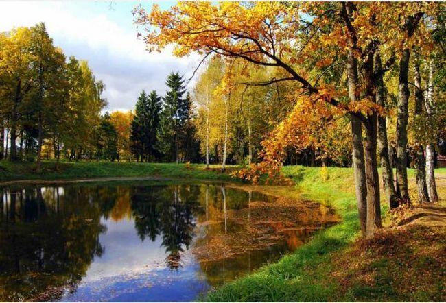 Lijepa mjesta u blizini Moskve