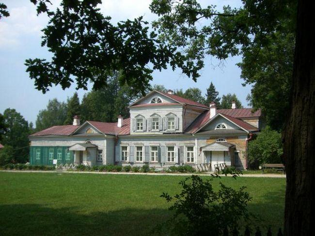Prekrasna napuštena mjesta u blizini Moskve