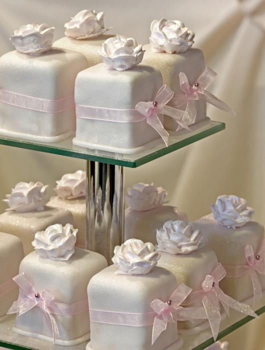 Svadbena torta sa cupcakes cijenu