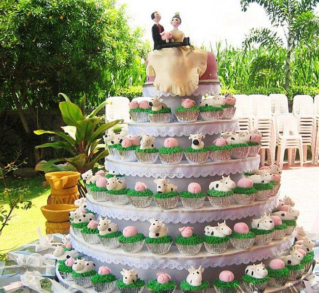 prekrasne svadbene torte