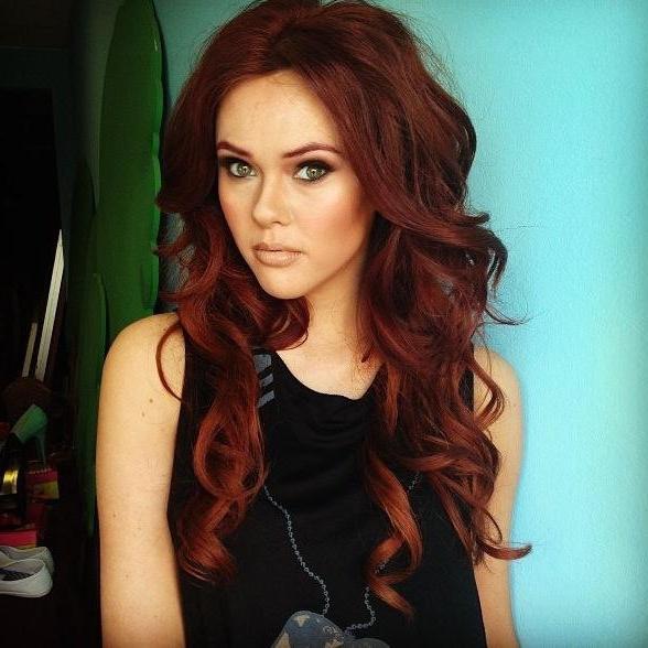 Краски для рыжих волос: как выбрать хорошее средство
