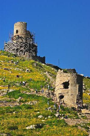 Крепость чембало (крым): описание, фото, история