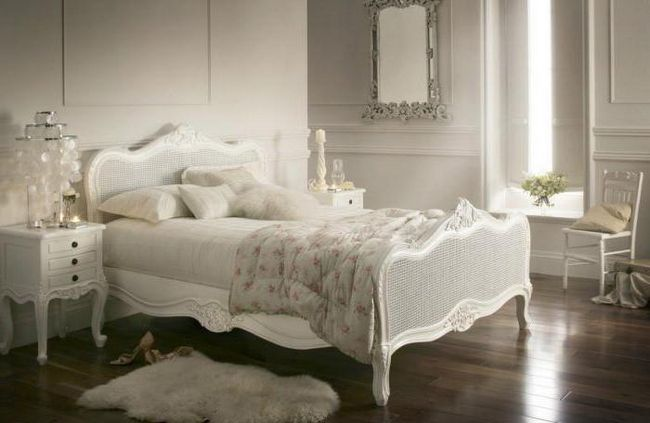 Кровати в стиле прованс: обзор, модели, особенности и отзывы