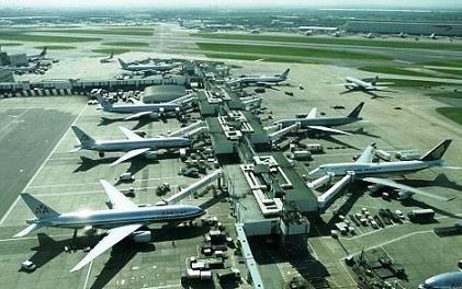 najvećih zračnih luka u svijetu