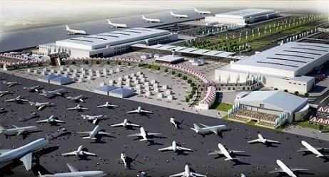 najveći aerodrom na svijetu