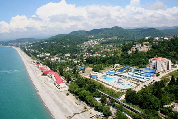 Central District Sočiju