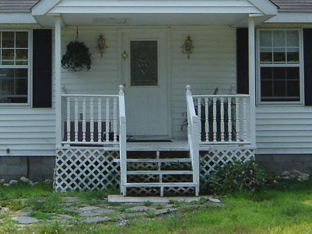 trema za zemlju kuća