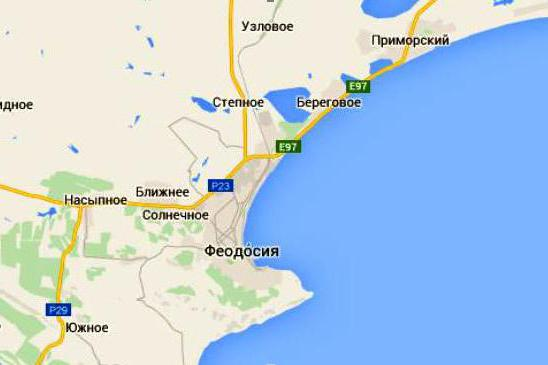 Крым, береговое: отзывы и фото туристов