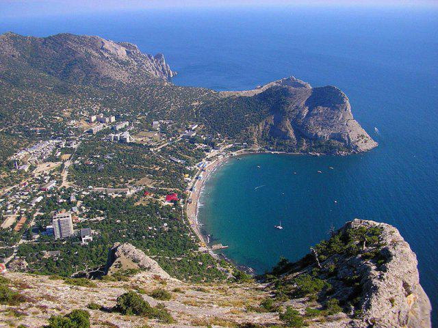 Krim: Hoteli na plaži. Najpopularnija mjesta za obitelji