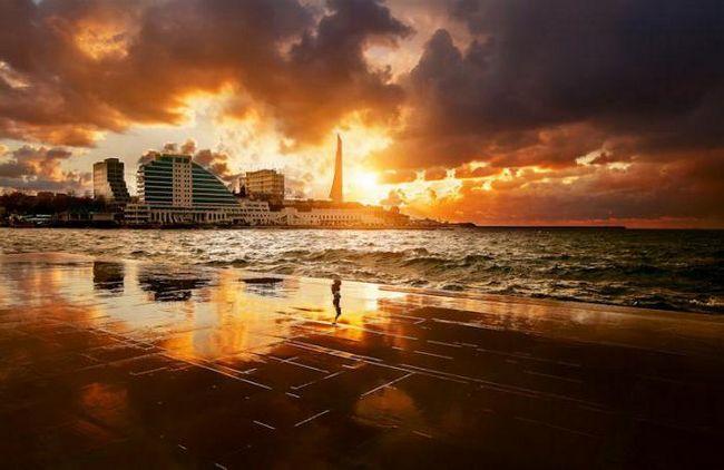Krim u rujnu recenzije