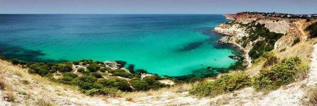 temperatura vode na Krimu u septembru