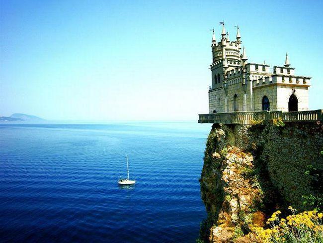 gdje da se odmori na Krimu u septembru