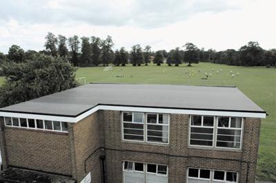 krovu privatne kuće