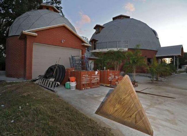 privatna kuća krova