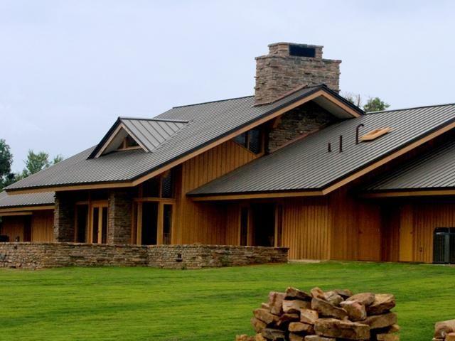 Kako napraviti krov od metala?