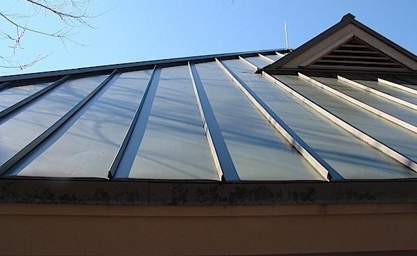 Kako stil metala krovni na krovu?