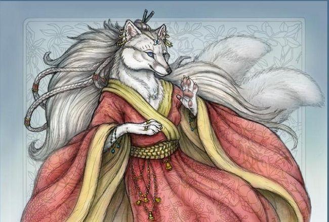 Devet demon fox