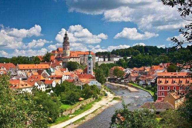 Gdje ići iz Praga sebe