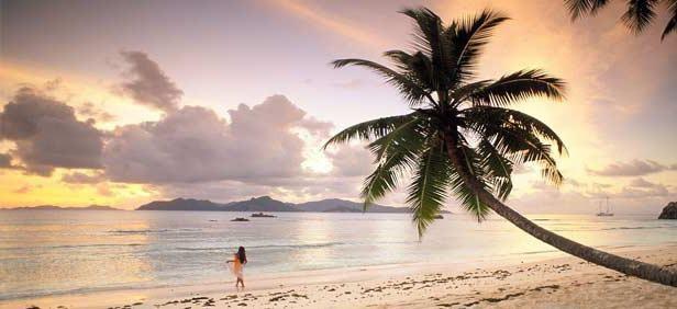 пляжный отдых виды