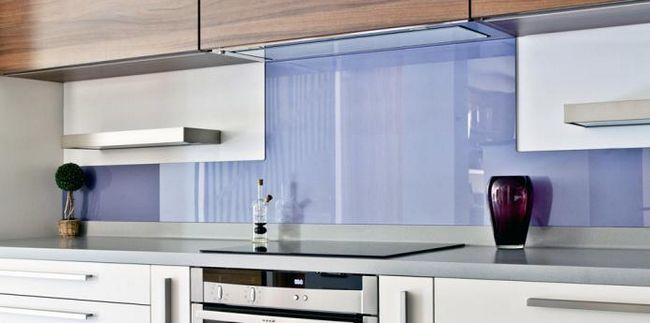 Kuhinja pregača od plastike: prednosti i mane. Kako napraviti plastične kuhinje pregača
