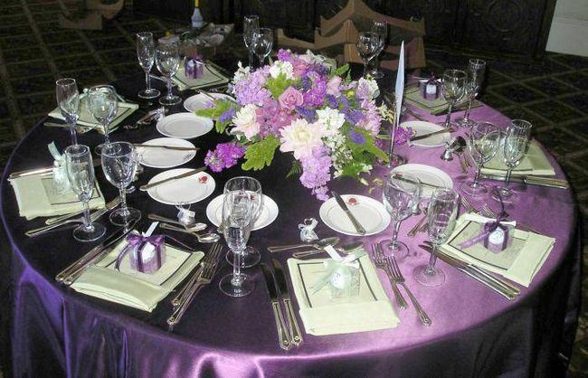lavanda vjenčanje