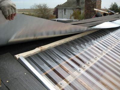 instalacija od polikarbonata krova