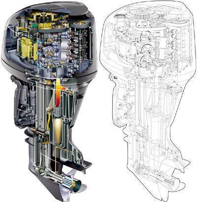 Vanbrodskih motora domaći. Kako napraviti brod vanbrodski motor sa svojim rukama