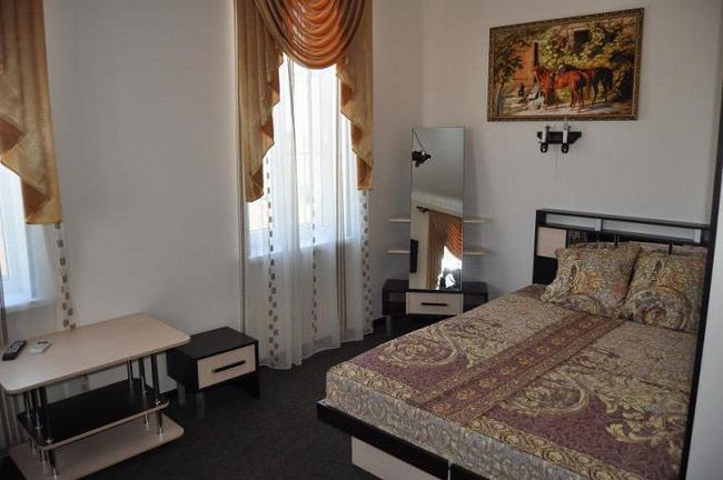 mini hoteli u Salt Iletsk