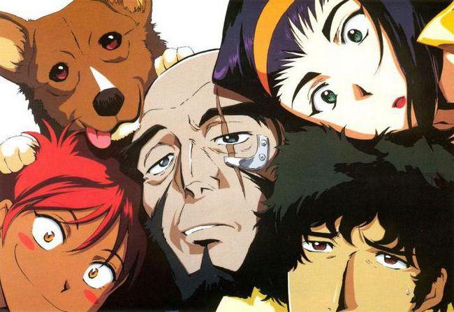 Top anime o prostoru