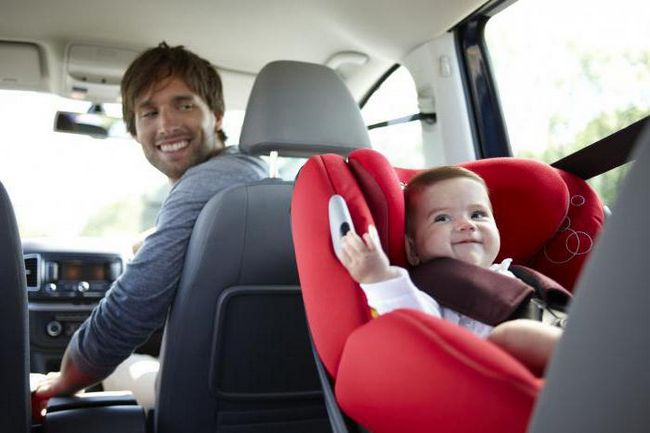 Najbolji auto sedište za decu: pregled popularnih modela. Karakteristike, vlasnici recenzije