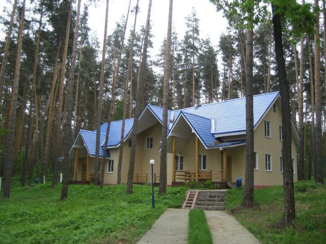 турбазы нижегородской области
