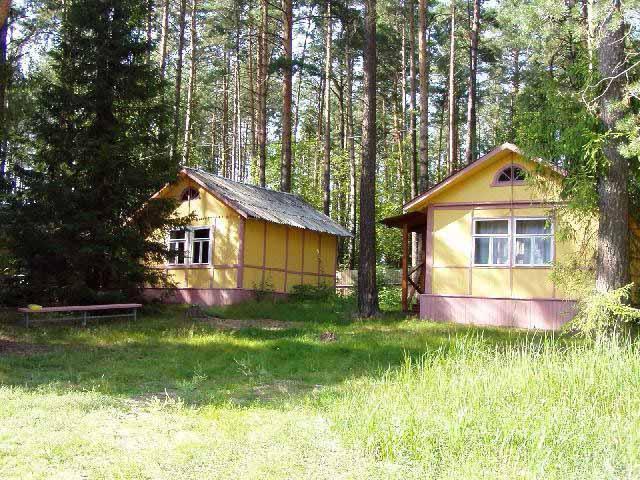 kamp mesto na Gorky morju Nižni Novgorod regiji