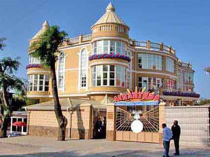 Najbolji hoteli Kislovodsk: fotografije i recenzije