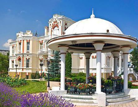 G. Kislovodsk hoteli