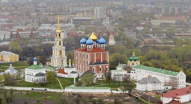 Najbolji hoteli u Ryazan: fotografije i recenzije