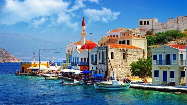 Лучшие курорты греции. Какой хороший курорт греции выбрать: отзывы и фото