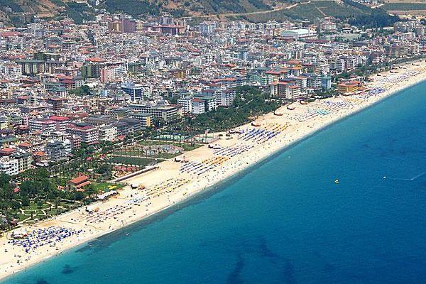 Hoteli u najbolje plaže u Turskoj