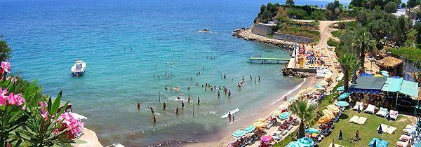 Hoteli u Turskoj s pješčanom plažom