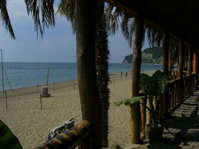 Pješčane plaže Abhaziji