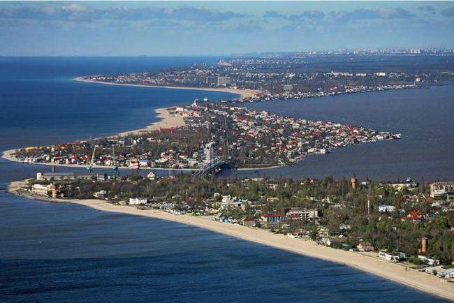 Prekrasne plaže Odessa