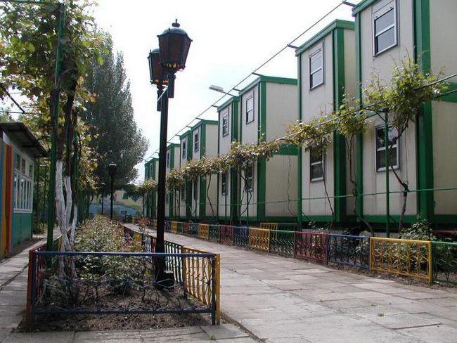 rekreacijski centar u Zatoka Odessa