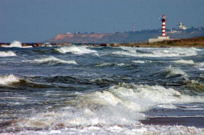 rekreaciju na moru, u Odesi