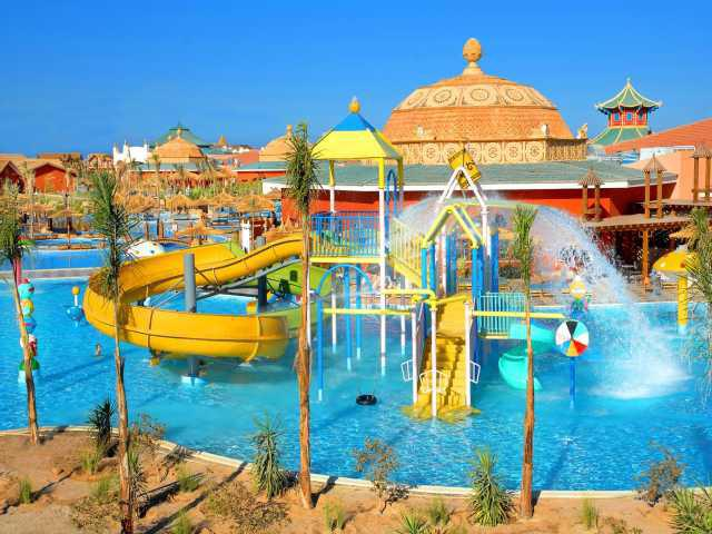 Лучший отель египта для отдыха с ребенком