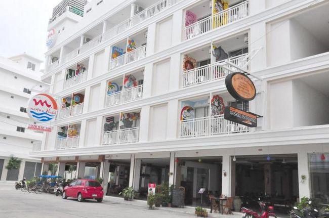 M-narina hotel sa 3 * (Tajland / Puket): fotografije i recenzije, opisi