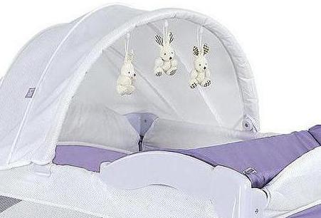 манеж кровать happy baby lagoon