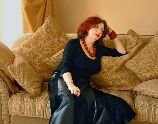 Maria Arbatov: kratka biografija